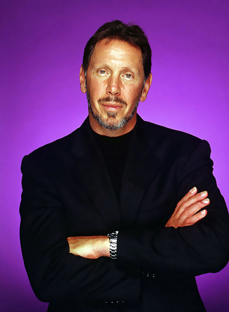 larry ellison Sen marco rubio now has another billionaire in his corner: oracle founder larry  ellison ellison will host a fundraiser for the florida.