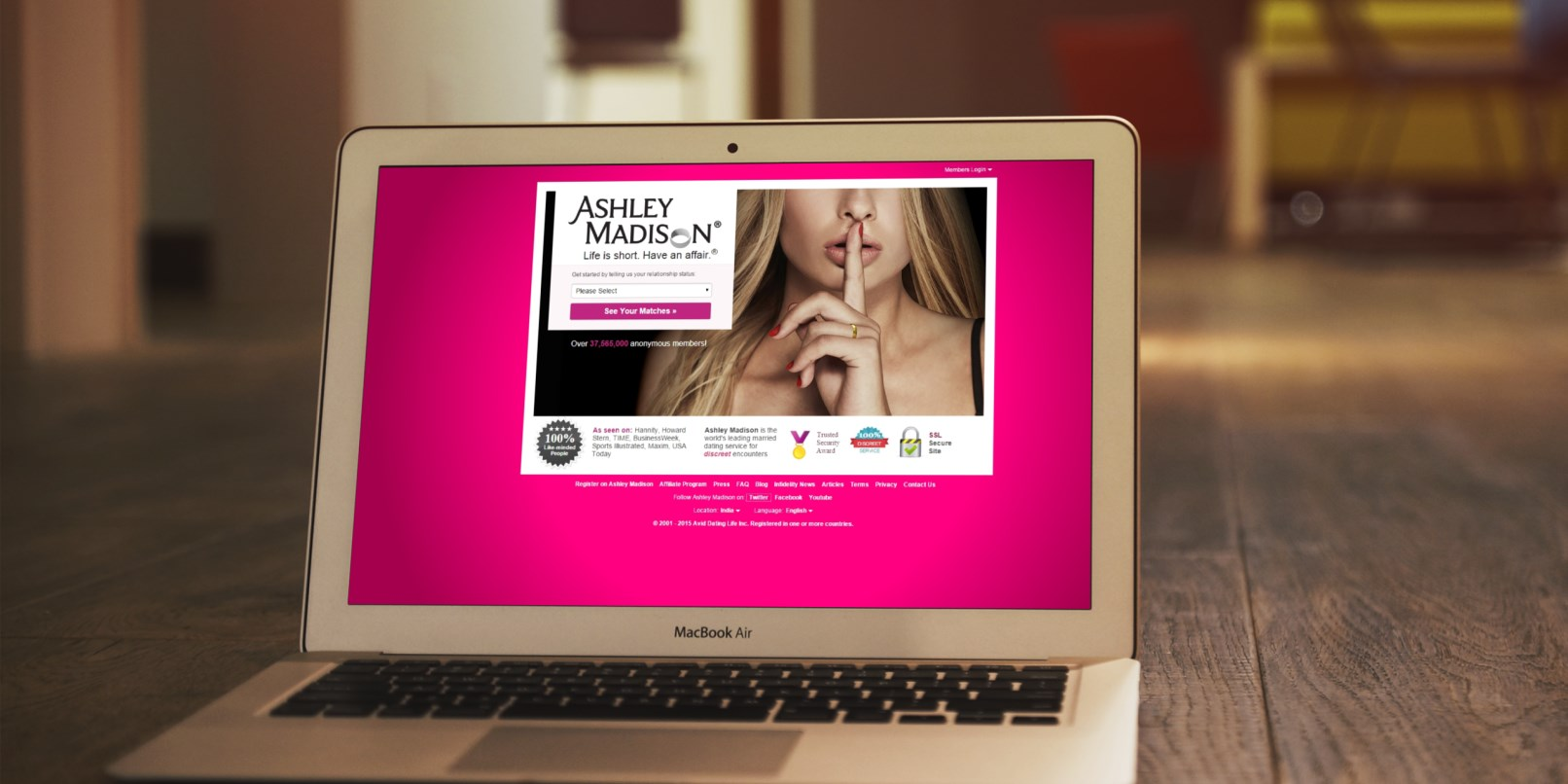 Ashley married dating service