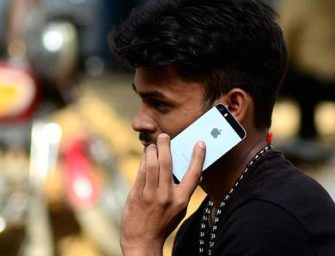 The iPhone Takes On India's Burgeoning Market