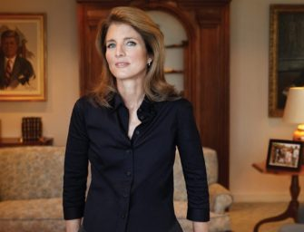 Could Caroline Kennedy be America's next president?