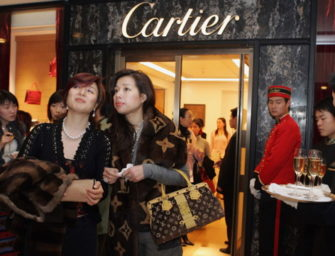Chinese 'wannabe' Luxury Consumers Growing