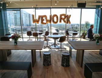 WeWork Takes on Education, Habitation and Leisure