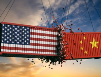 The US-Chinese Trade War: Is There a Red Line?