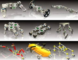 Modular Robotic Systems: A Vision of the Future