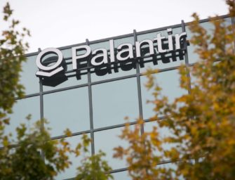 Palantir Technologies : A forward-looking way of analyzing data
