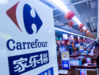 Carrefour group CFO Matthieu Malige sees international opportunities for the firm