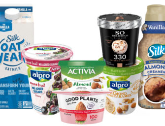 Danone nurtures its plant-based products to see increased growth