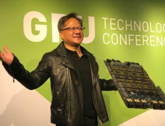 Jensen Huang: The Man Behind Your Game's Graphics