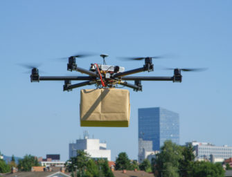 Drone Delivery Coming Soon? Updates and Advances by Market Players in the Field