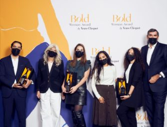Oh my Cream and Meet My Mama awarded by Veuve Cliquot