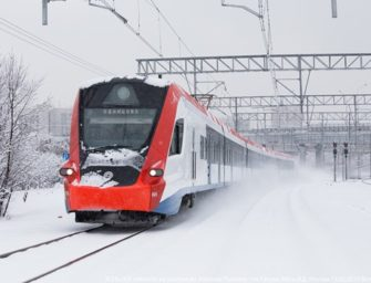 How does Moscow's Public Transportation Adapt Itself during Winter?
