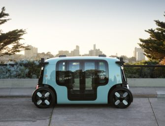Zoox, after an acquisition by Amazon unveils it's science fiction robotaxis